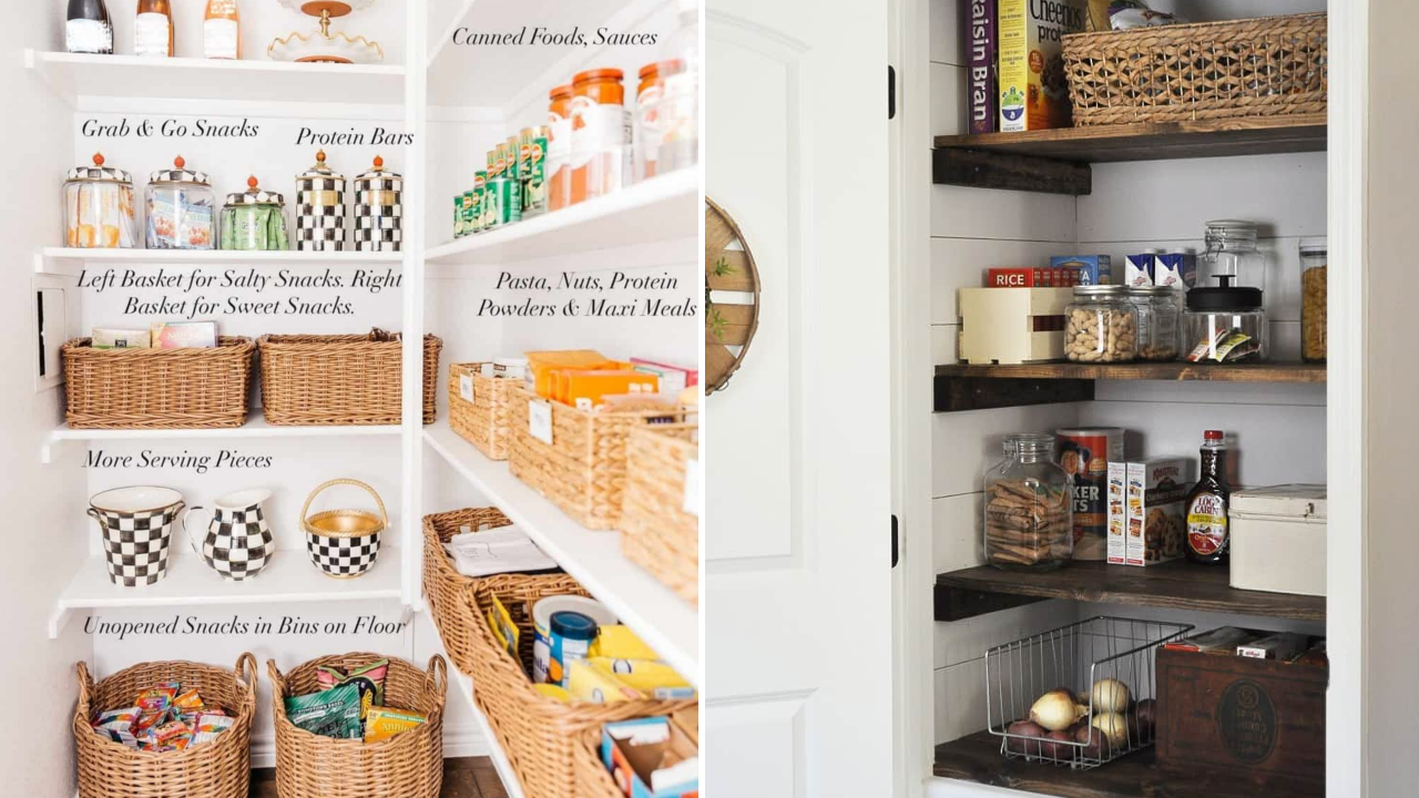 10 Pantry Organization ideas Worth Trying