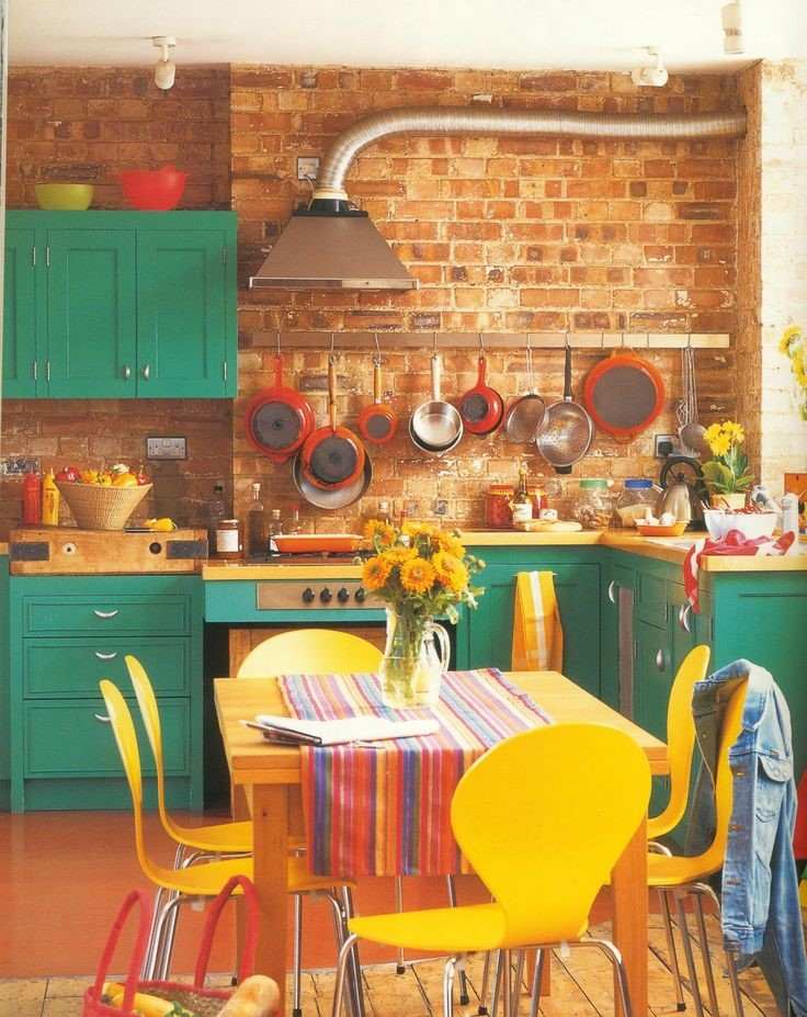 10 Eclectic Kitchen Design Simphome com
