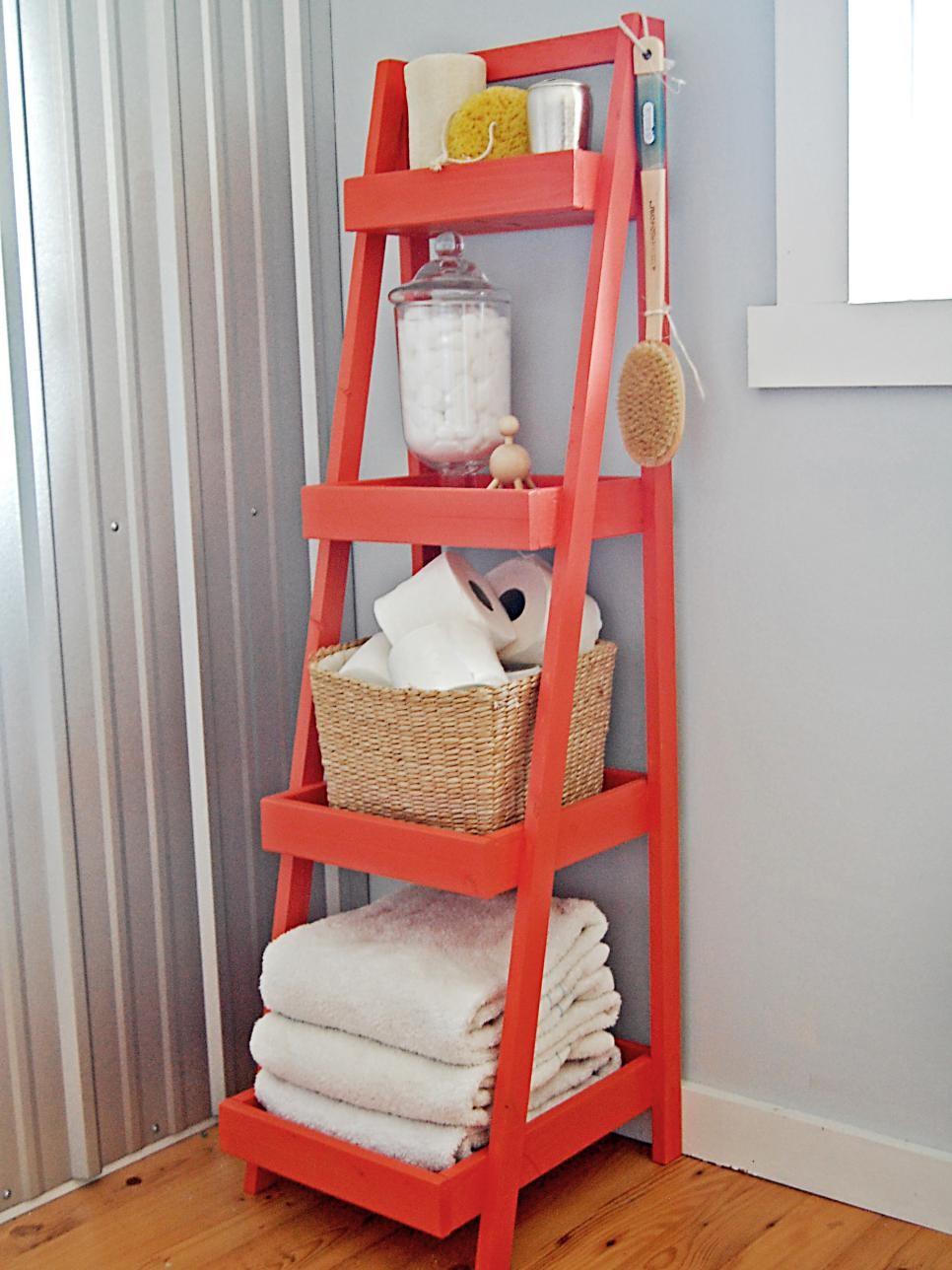 10 Ladder Shelves Simphome com
