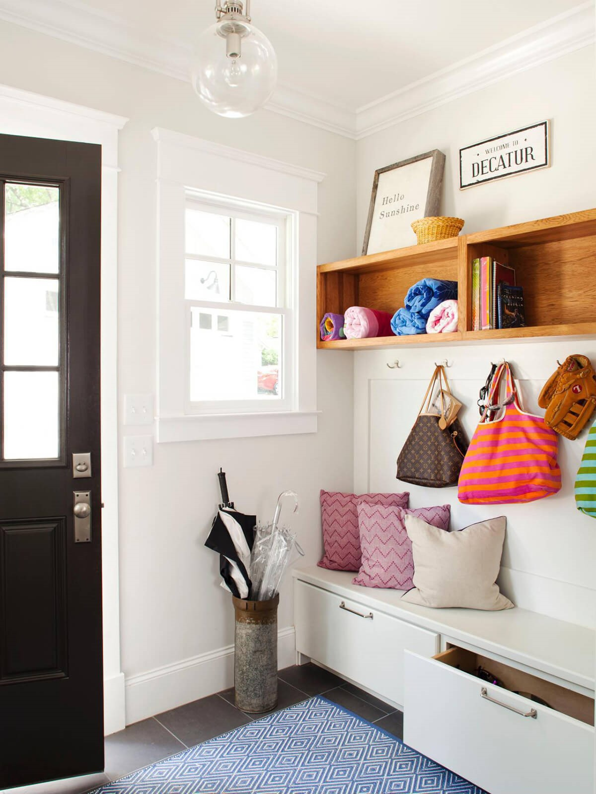 2 Lets Colour Up The Mudroom Simphome com