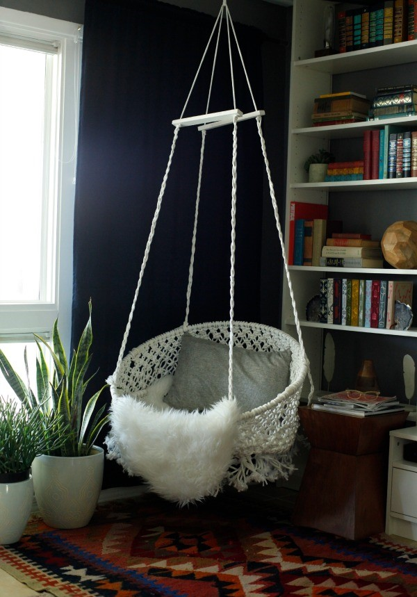 4 DIY Swinging Chair Simphome com