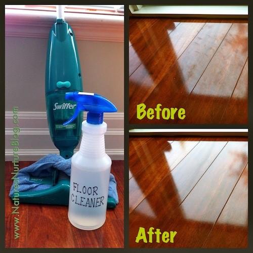 4 Homemade Wood Floor Cleaner Simphome com