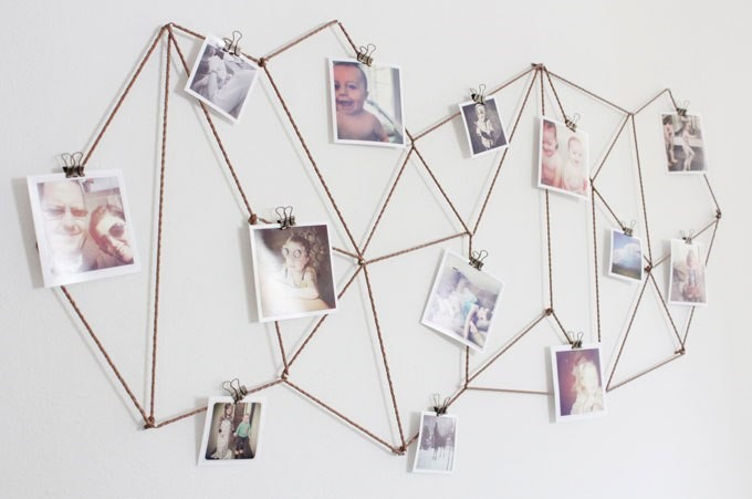 5 Spider Web Photo Hanger Simphome com