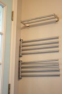 5 Towel Bar and Swinging Racks Simphome com
