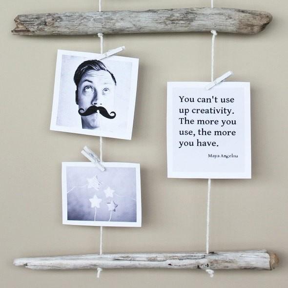 6 Rustic Picture Hanger Simphome com