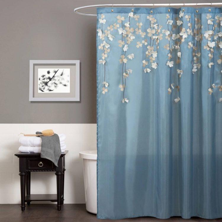 8 Change the Shower Curtain Simphome com