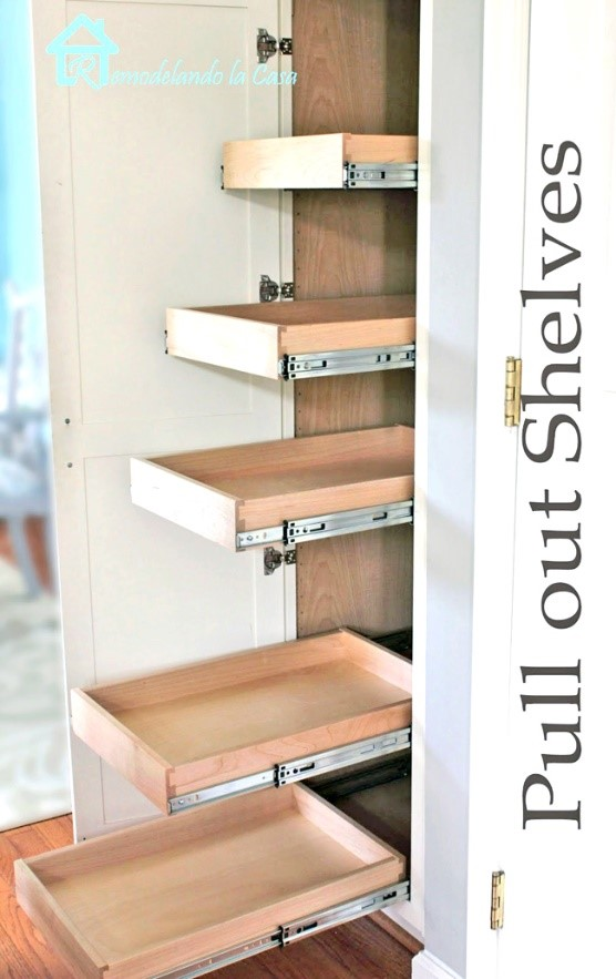 8 Pull Out Shelves Simphome com