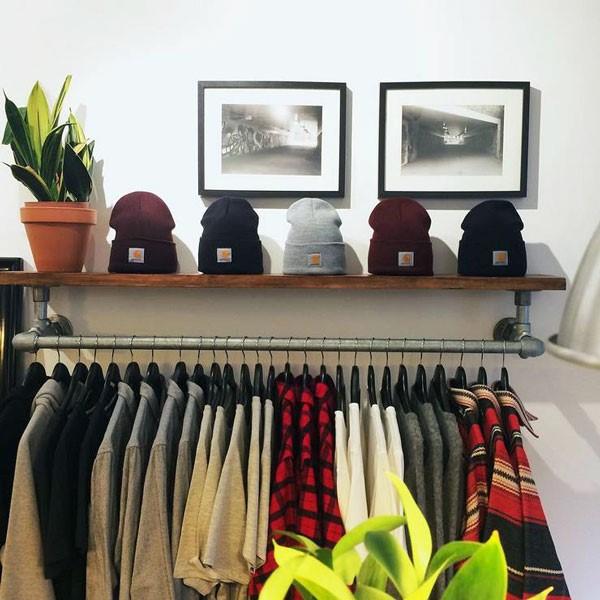 9 Hanger and Top Shelf Simphome com