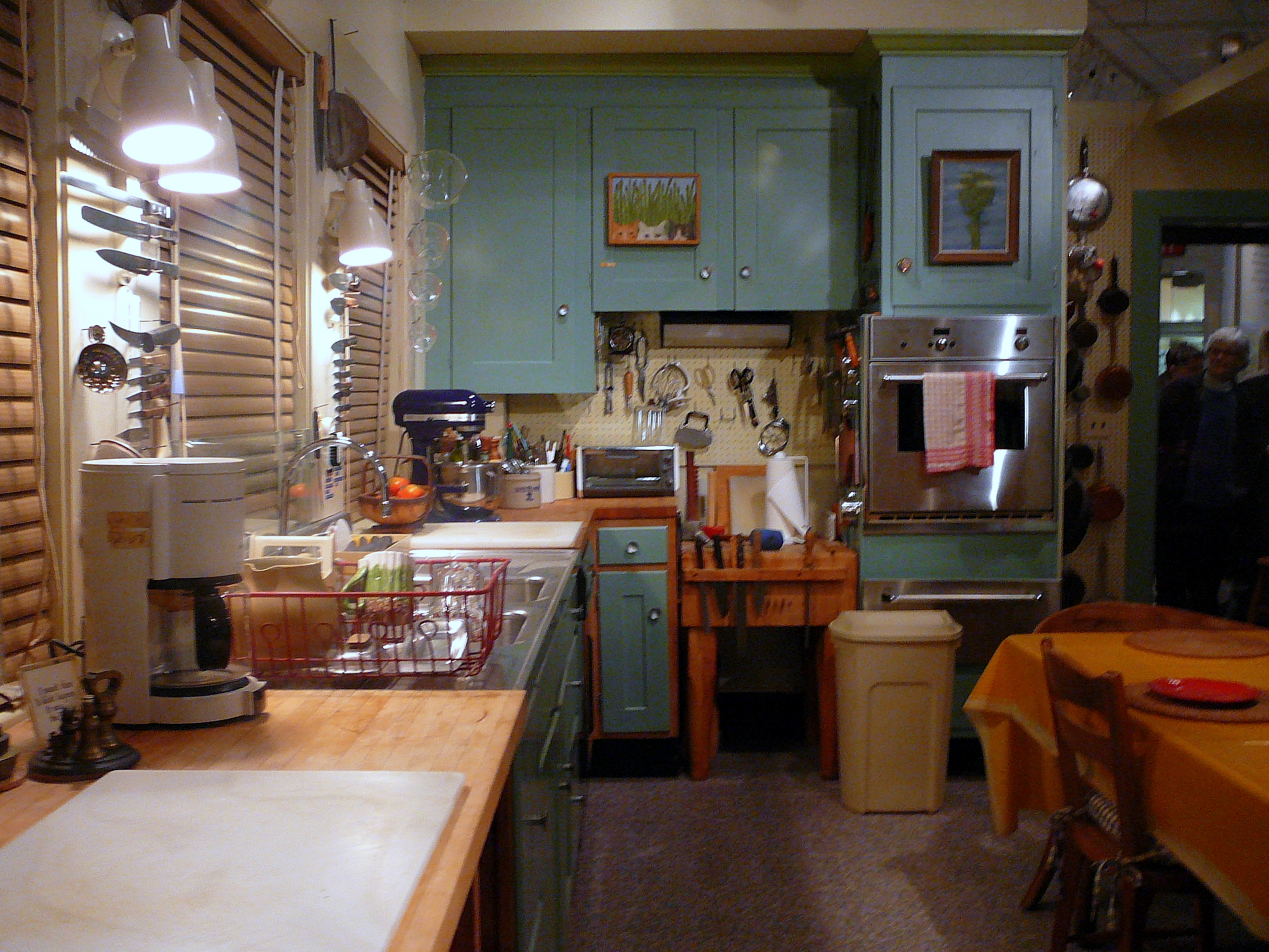 Julia Childs Kitchen Smithsonian Simphome com