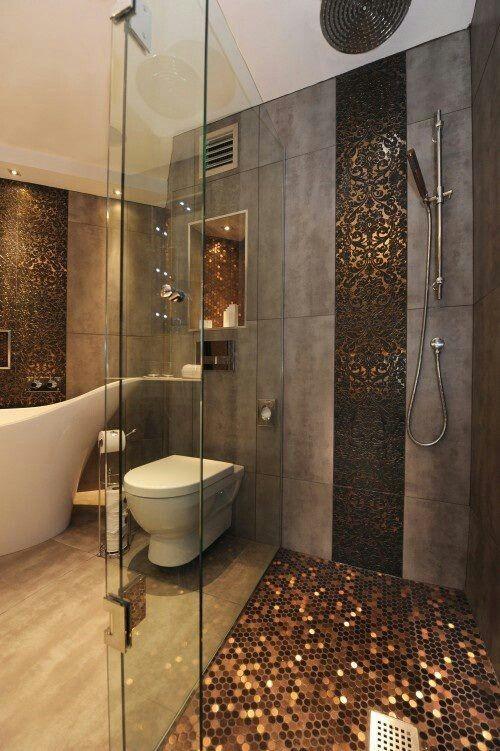 1 Luxurious Mosaic Floor Tiles Simphome com