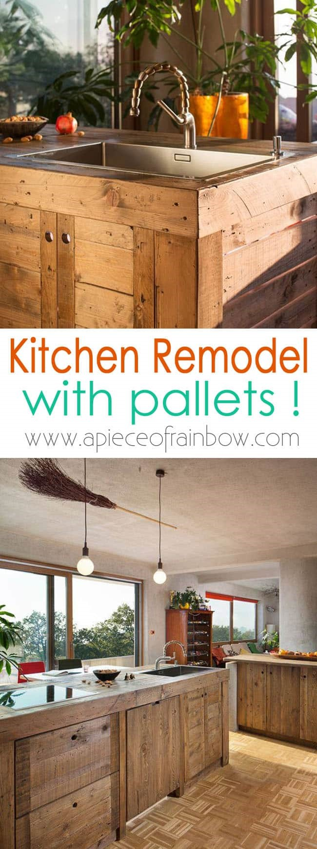 10 Kitchen Remodel with Pallets Simphome com