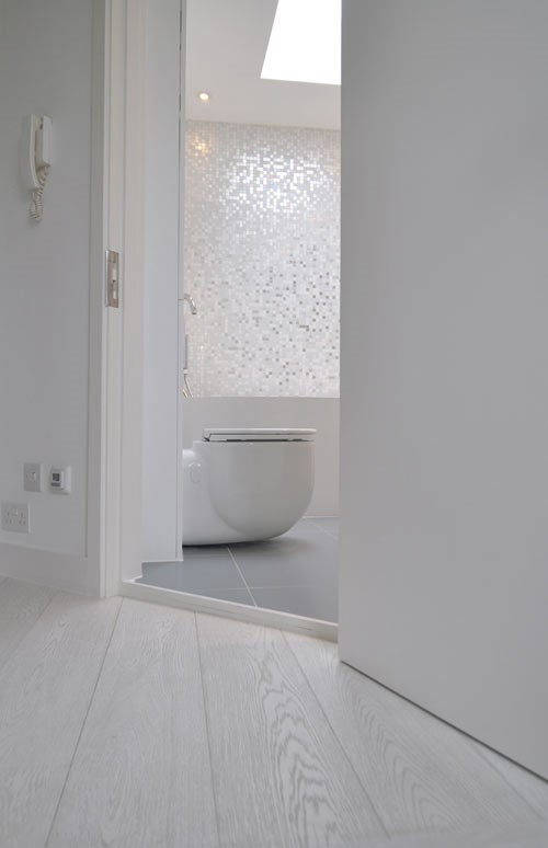 2 White Mosaic Tile Bathroom Simphome com