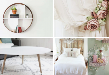 20 Vintage Decor ideas and shabby chic ideas via simphome featured
