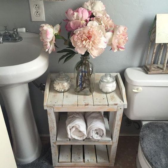 28 Old Crate for Bathroom via simphome com