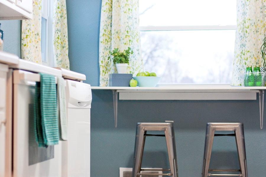 3 Cozy Breakfast Counter Under the Window Simphome com