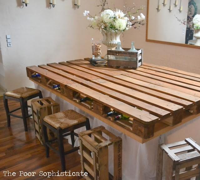 3 Free Pallet Mocktail Bar Simphome com