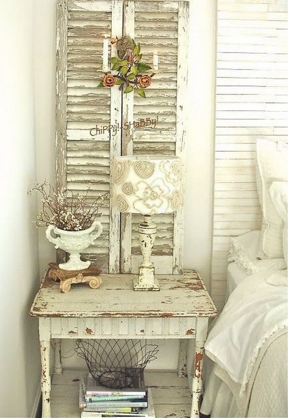 31 Chic Bedside Area via simphome 2
