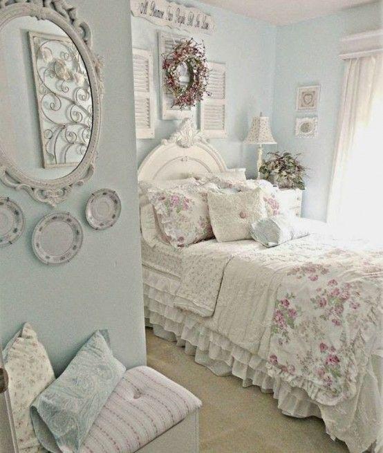 Diy Shabby Chic Bedroom Ideas Design Corral