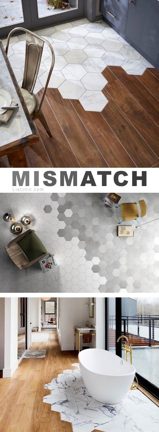 4 Mismatched Bathroom Tiles Simphome com