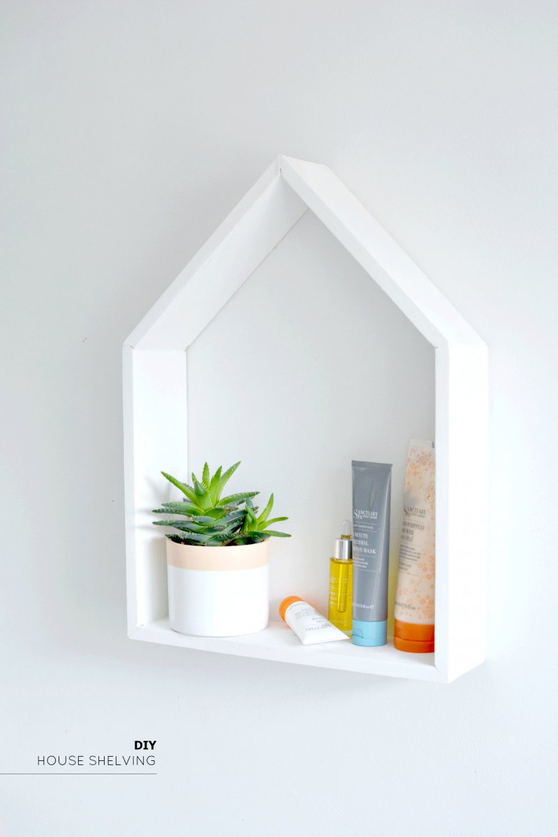 4 House Shelf Simphome com