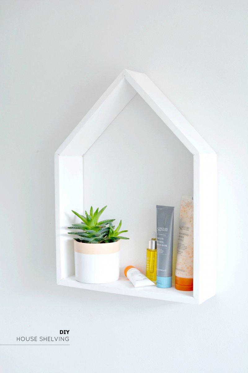 4 House Shelf Simphome com