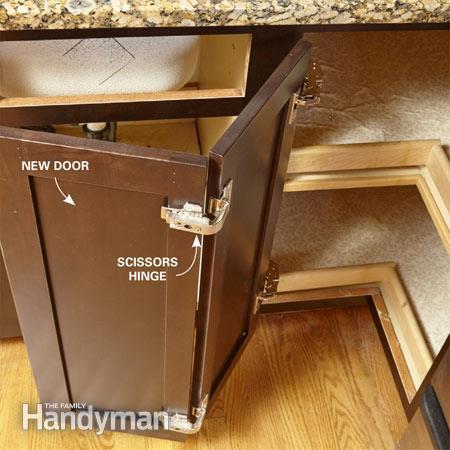 5 Refacing Cabinets using Wood Veneer 1 Simphome com