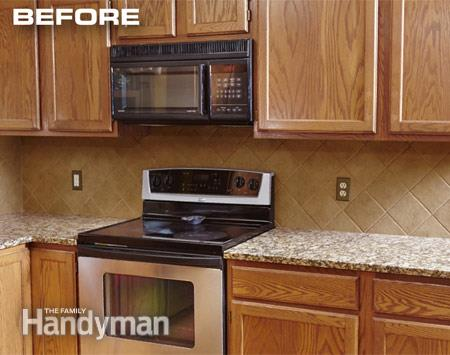 5 Refacing Cabinets using Wood Veneer 2 Simphome com