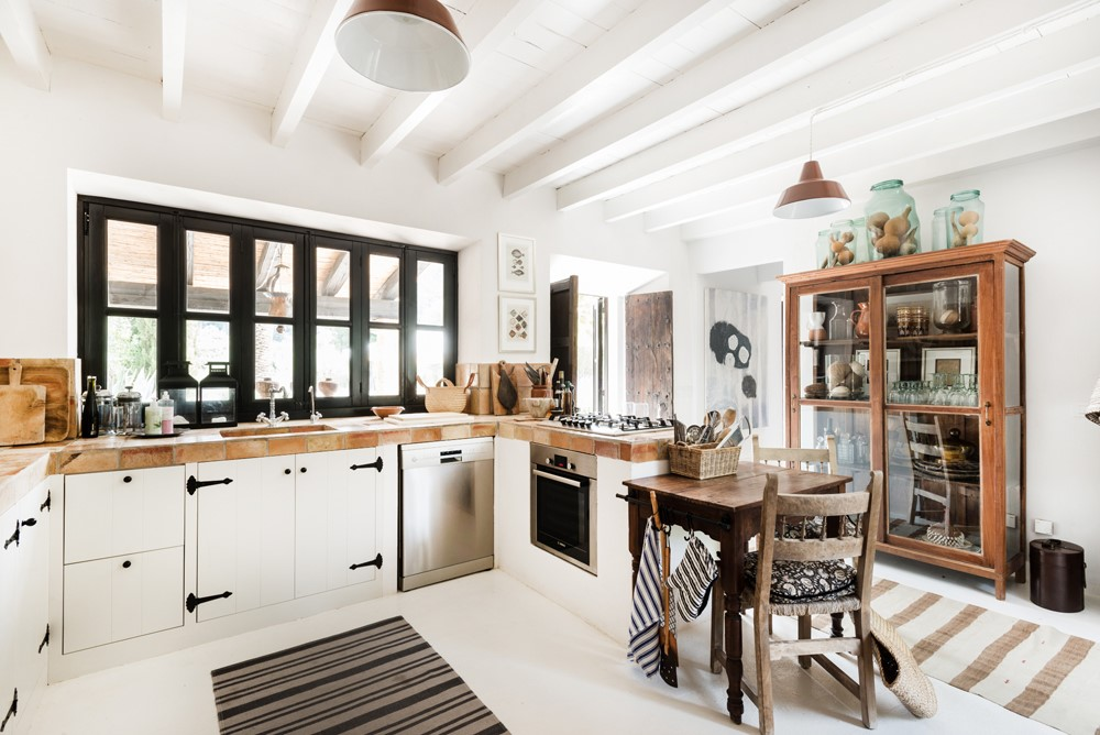 6 Modern Farmhouse Kitchen Simphome com