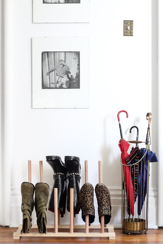 7 Easy Wooden Shoe Rack Simphome com