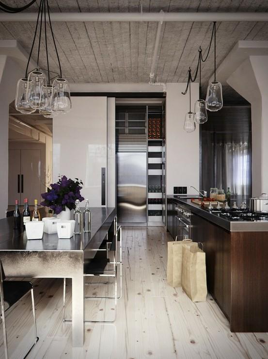 7 Rustic Kitchen Design Idea Simphome com