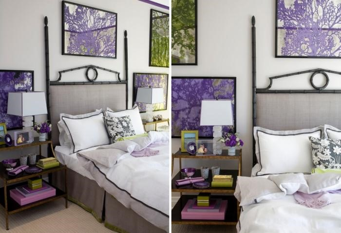 7 The Nature of Purple and Green Simphome com