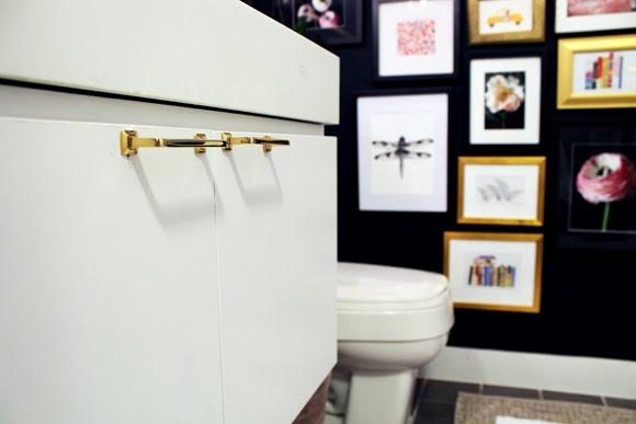 8 Bold and Elegant Small Bathroom Simphome com