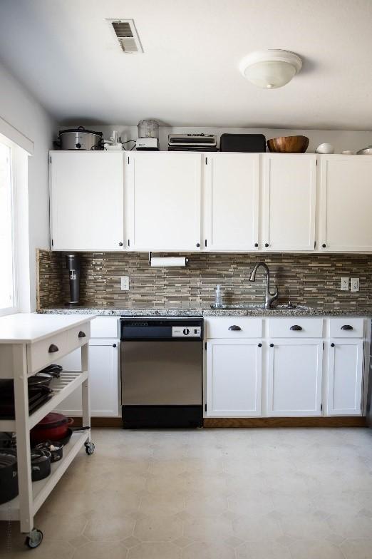 8 Fabulous White Kitchen Cabinets Simphome com