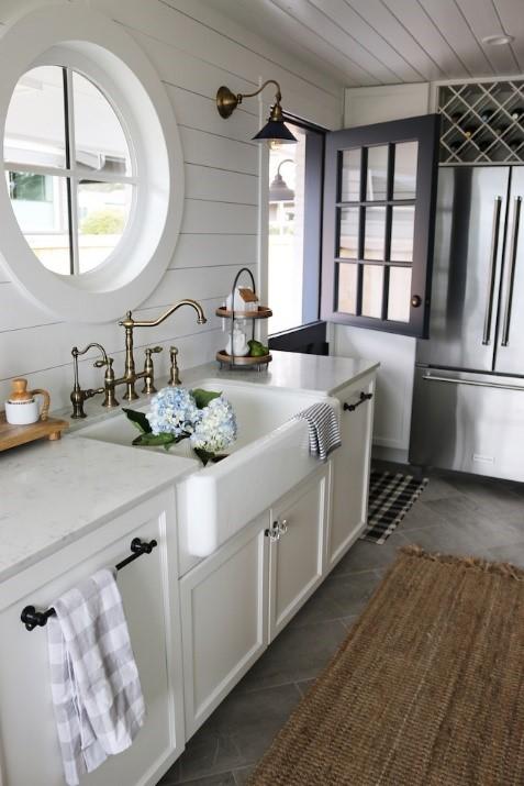 8 Rustic Small Kitchen Remodel Ideas Simphome com
