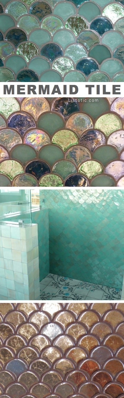 9 Mermaid Tiles Simphome com