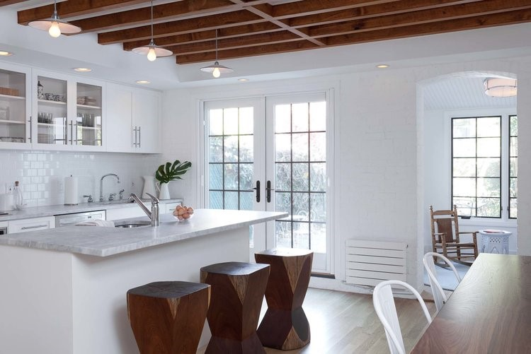 9 Modern Farmhouse Kitchen Style Simphome com
