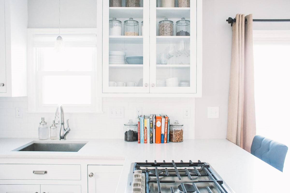 9 White Kitchen Remodeling idea Simphome com