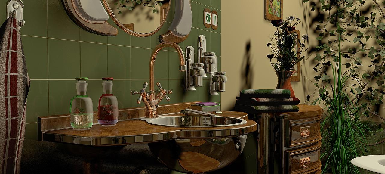 bathroom makeover simphome com