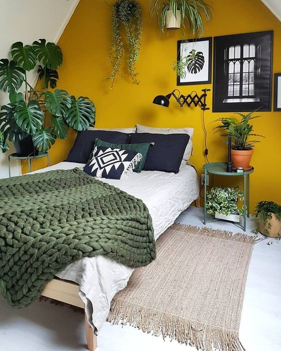 10 Bright Yellow for Cheerful Ambience Simphome com