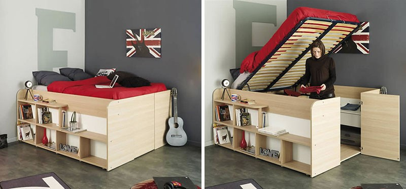 10 Super Space Saving Bed Simphome com