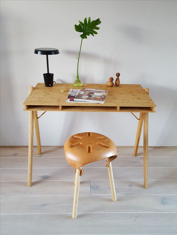 10 Field desk by we do wood Simphome