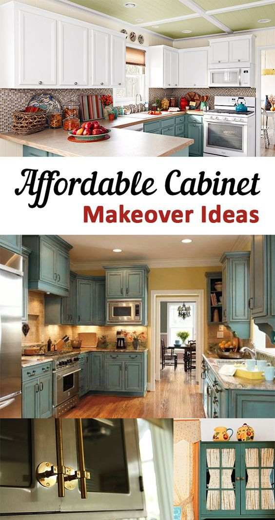 105 tutorials for updating your Kitchen cabinets Simphome