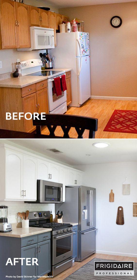116 ManMadeDIY Kitchen makeover Simphome