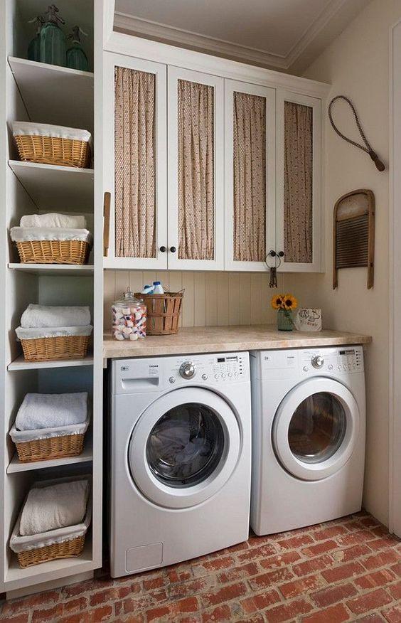 15 Laundry room idea by Detalhesdoceu Simphome