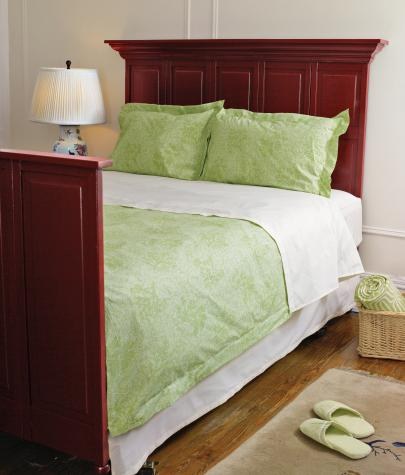 2 DIY Headboard and Footboard Simphome com jpg