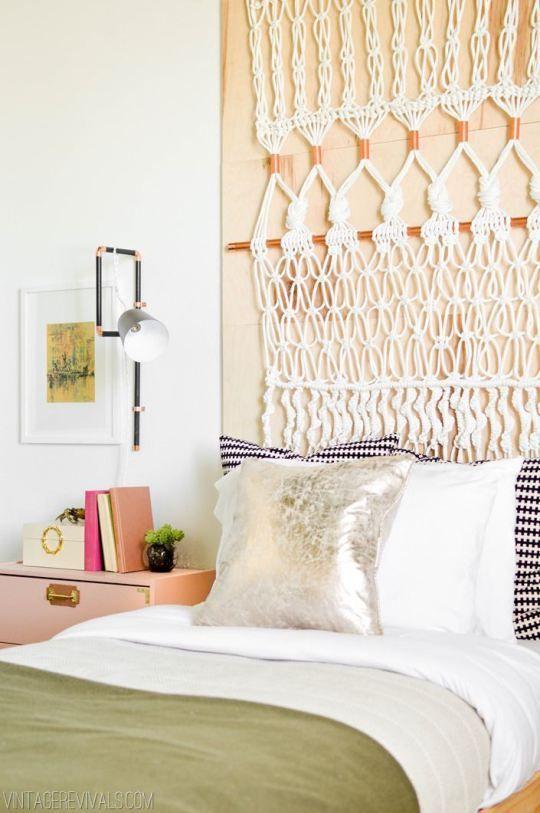 21 Bedroom makeover Ideas by vintagerevivals