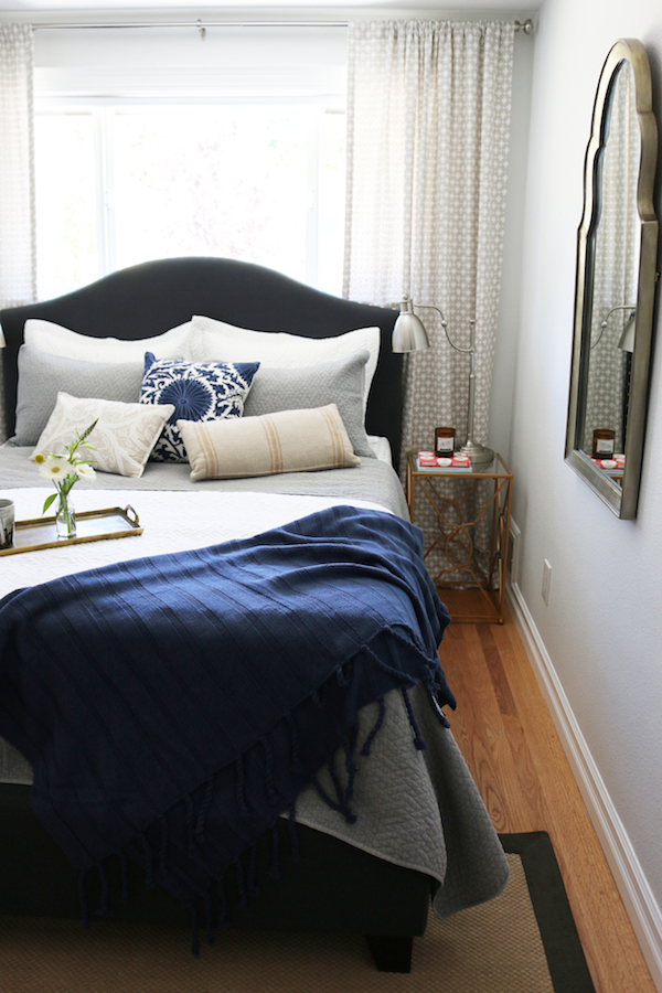 22 Small Bedroom Makeover Before and After The Inspired Room Vintage Small Bedroom Makeover Simphome 3