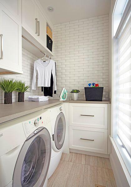 26 Une salle de lavage parfaite en dix points Simphome