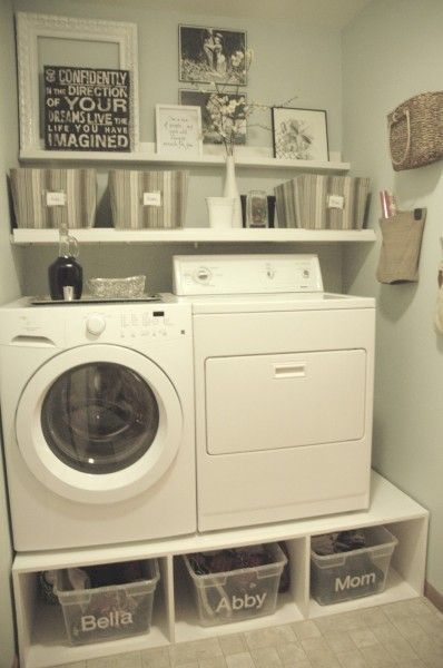3 Ideas for small laundry room spaces by Shelterhub Simphome