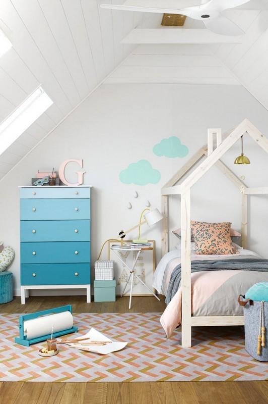 5 House Framed Bed Simphome com